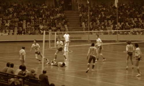 BRAZIL THE COUNTRY OF VOLLEY - Ficts