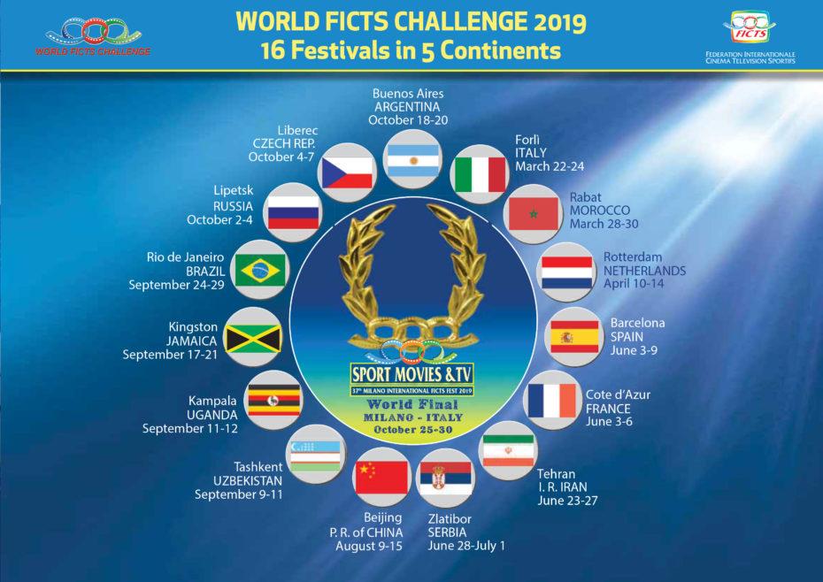 Calendario D.Il Calendario Dei 16 Festival Del World Ficts Challenge