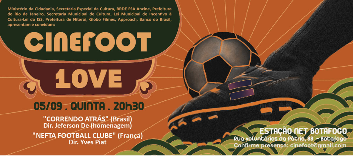 CINEFOOT INTERNATIONAL FOOTBALL FILM FESTIVAL