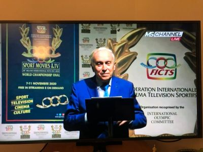 """SPORT MOVIES & TV 2020"": thank you!"