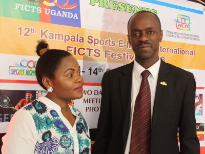 Great success for Kampala International FICTS Festival in Uganda