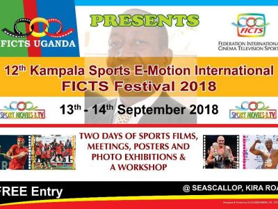 Kampala International FICTS Festival: September 13-14