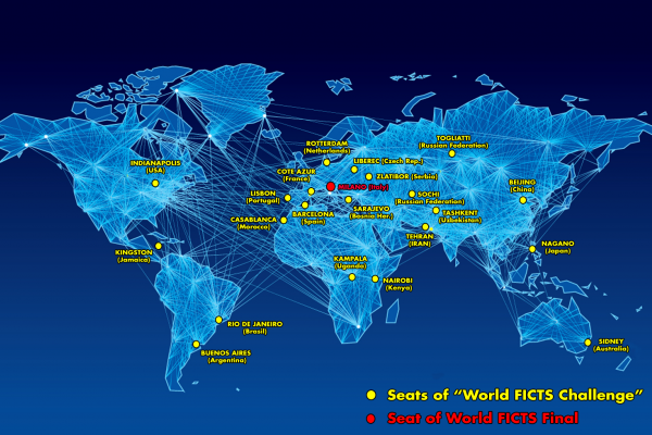FICTS IN THE WORLD: 123 COUNTRIES