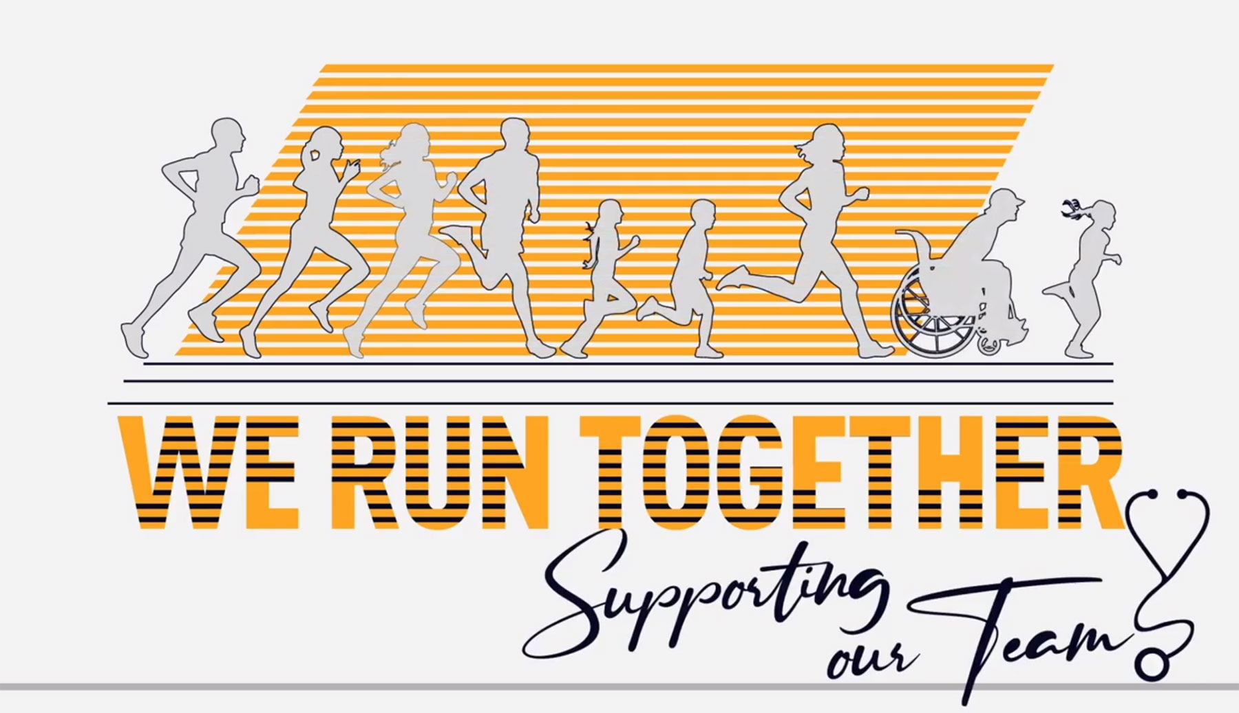 "LA FICTS SOSTIENE ""WE RUN TOGETHER"""