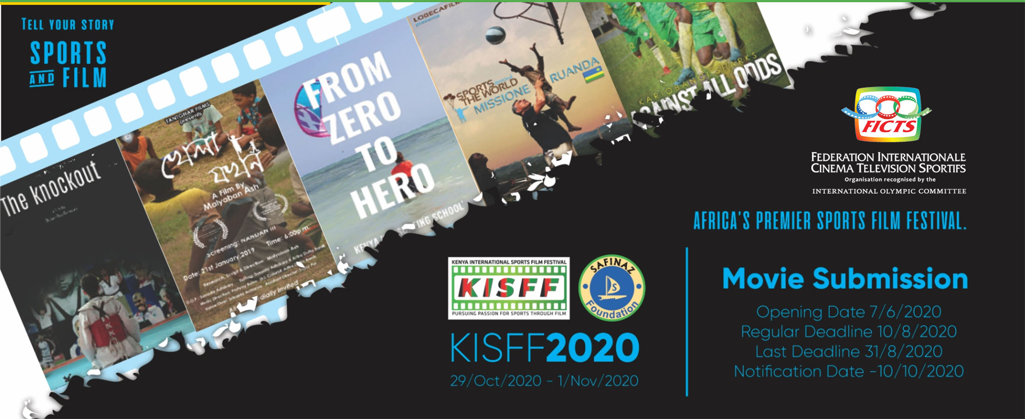 KENYA INTERNATIONAL SPORTS FICTS FILM FESTIVAL