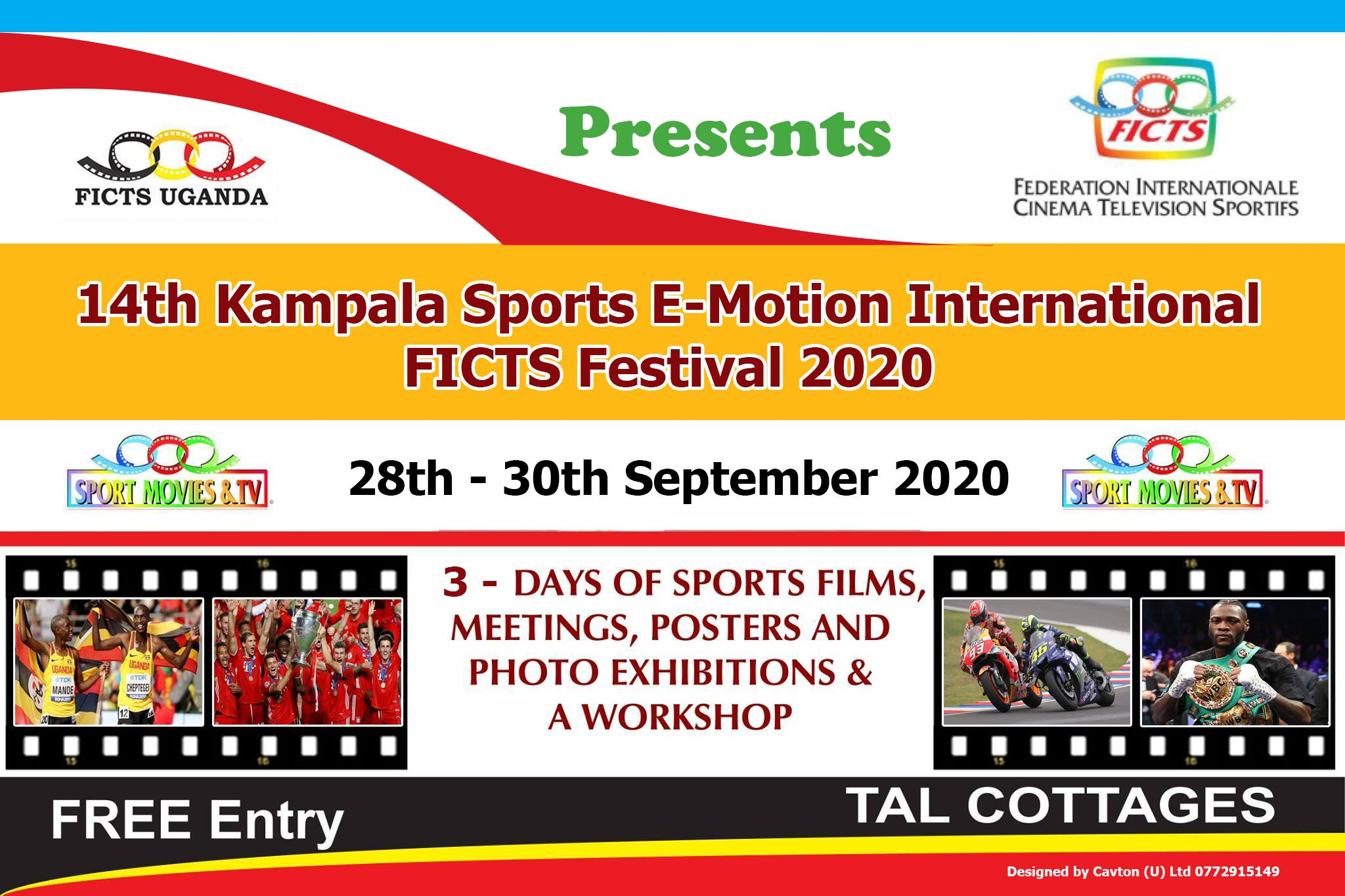 KAMPALA INTERNATIONAL FICTS FESTIVAL