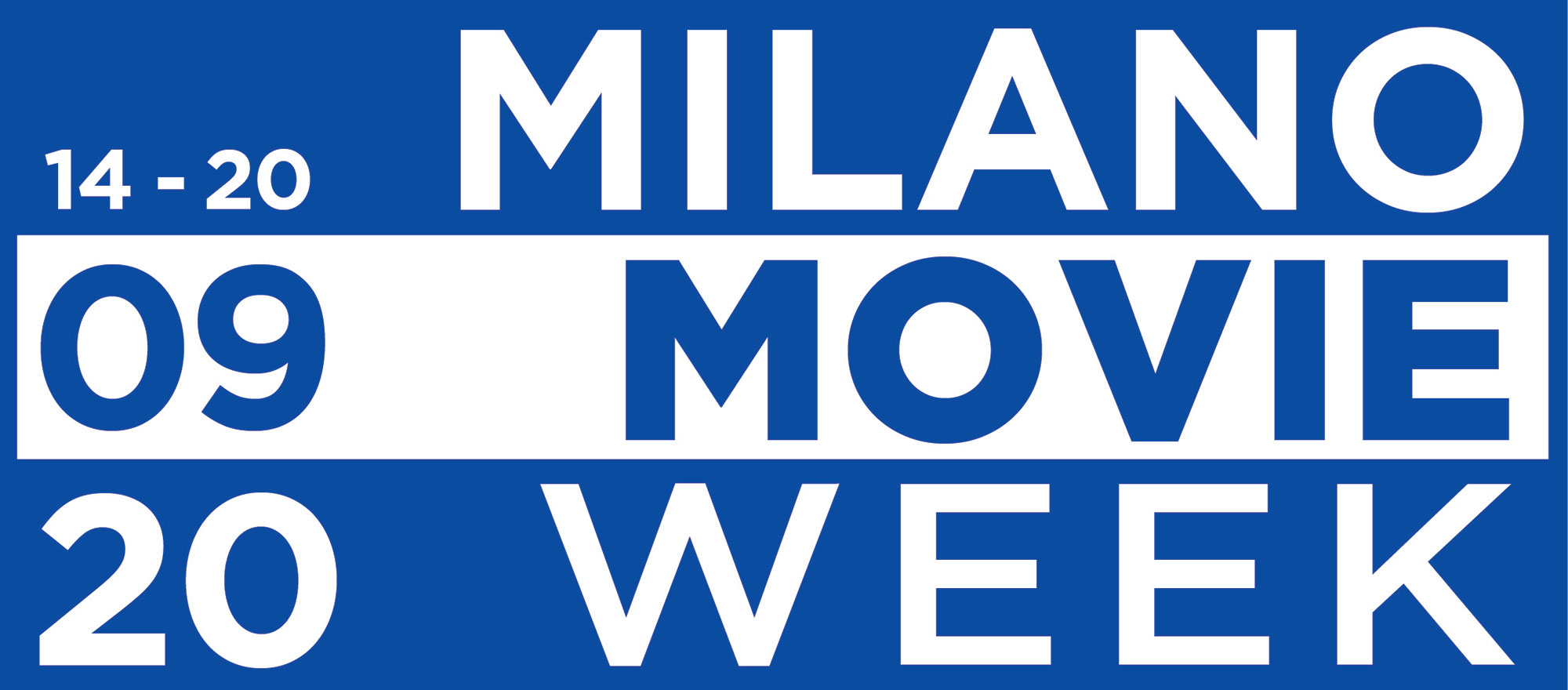MILANO MOVIEWEEK | 14 – 20 SETTEMBRE 2020